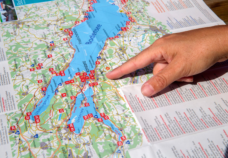 Printable maps with Printmaps net - Create maps in high
