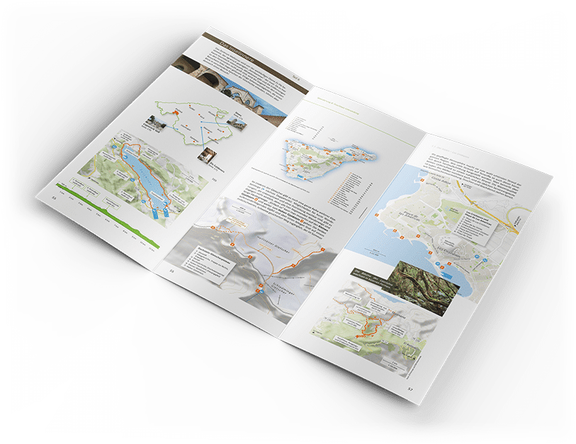 Printable maps with Printmaps net - Create maps in high-resolution